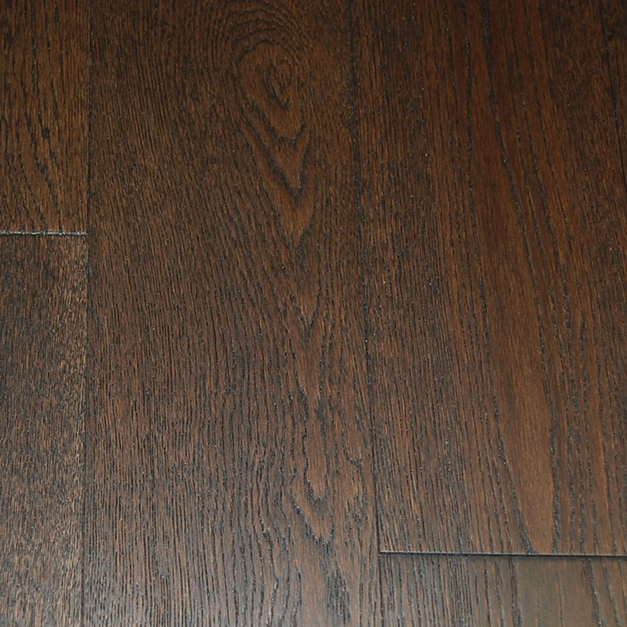 Wire Brushed Fur Oak 12.7mm Thick x 5-inch W Engineered Hardwood Flooring (23.04 sq. ft. / case)